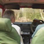 Driving into the park, Bardia National Park, Bardia