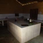 Lodge kitchen, Bardia Eco Lodge, Bardia
